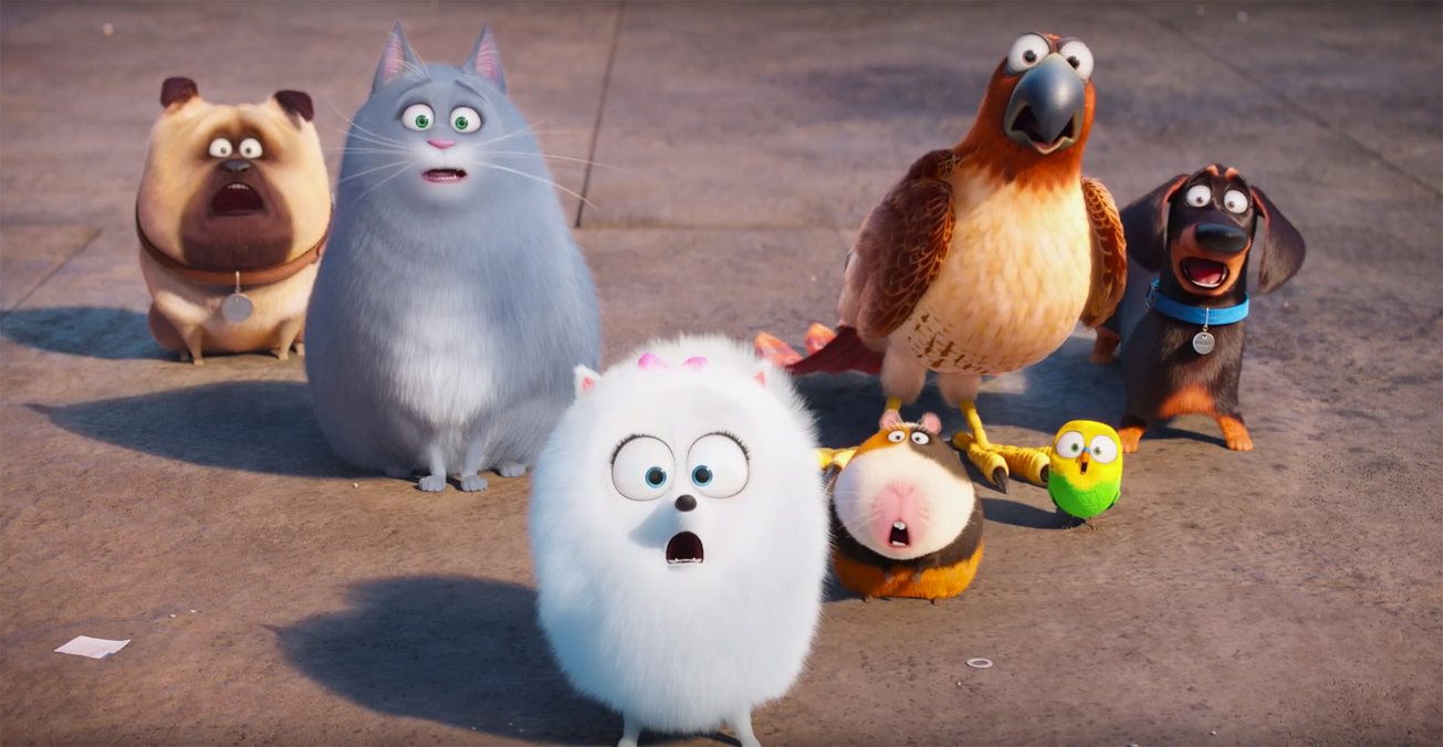Film News – The Secret Life of Pets 2